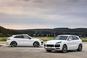 Click here to open the Porsche Cayenne Turbo S E-Hybrid gallery