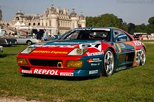 Click here to open the Ferrari 348 GT/C LM gallery