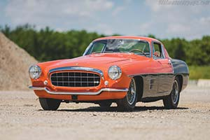 Click here to open the Ferrari 375 MM Ghia Coupe Speciale  gallery