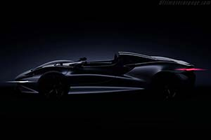 Click here to open the McLaren Roadster gallery
