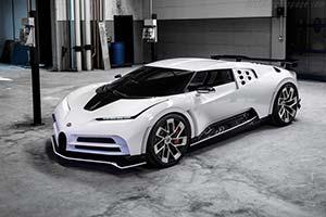 Click here to open the Bugatti Centodieci gallery