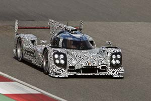 Click here to open the Porsche 919 hybrid gallery