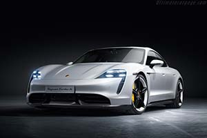 Click here to open the Porsche Taycan Turbo S gallery