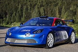 Click here to open the Alpine A110 Rally gallery