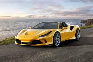 Click here to open the Ferrari F8 Spider gallery