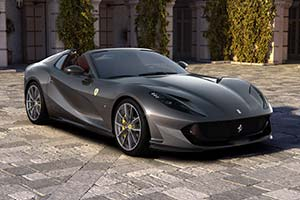 Click here to open the Ferrari 812 GTS gallery