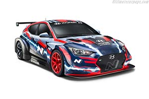 Click here to open the Hyundai Veloster N ETCR gallery