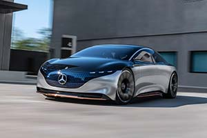 Click here to open the Mercedes-Benz Vision EQS gallery