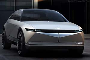Click here to open the Hyundai 45 EV Concept gallery