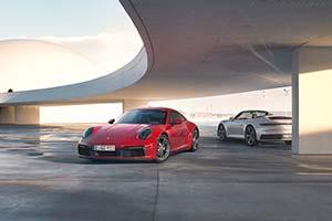 Click here to open the Porsche 911 Carrera 4 gallery