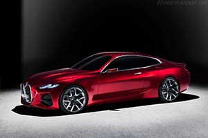 Click here to open the BMW Concept 4 gallery