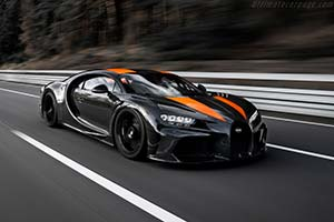 Click here to open the Bugatti Chiron Super Sport 300+ gallery