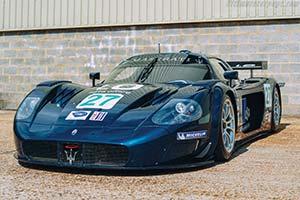 Click here to open the Maserati MC12 Corse  gallery
