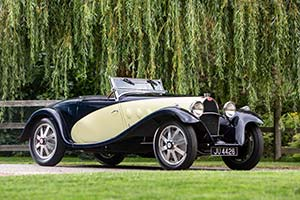 Click here to open the Bugatti Type 55 Figoni Roadster gallery
