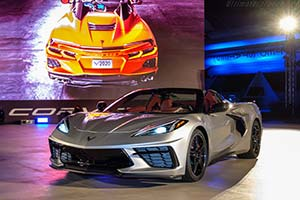 Click here to open the Chevrolet Corvette Stingray Convertible gallery