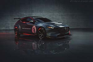 Click here to open the Mazda 3 TCR gallery