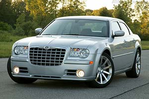 Click here to open the Chrysler 300C SRT-8 gallery