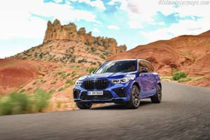 Click here to open the BMW X5 M Competition gallery