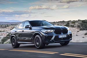 Click here to open the BMW X6 M Competition gallery