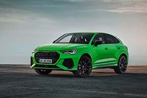 Click here to open the Audi RS Q3 Sportback gallery
