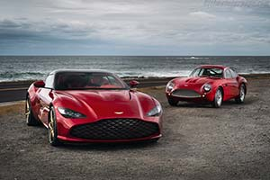 Click here to open the Aston Martin DBS GT Zagato gallery
