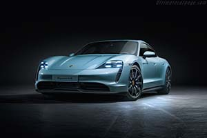 Click here to open the Porsche Taycan 4S gallery