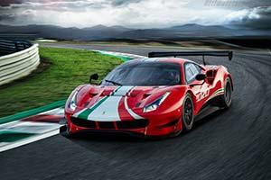 Click here to open the Ferrari 488 GT3 Evo gallery