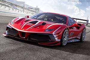 Click here to open the Ferrari 488 Challenge Evo gallery
