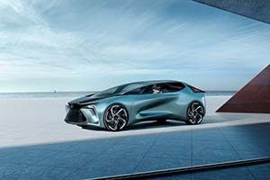 Click here to open the Lexus LF-30 Electrified Concept gallery