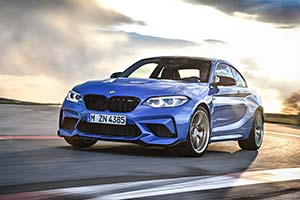 Click here to open the BMW M2 CS gallery