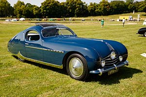 Click here to open the Talbot Lago T26 GS Figoni & Falaschi Coupe gallery
