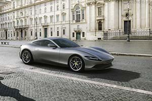 Click here to open the Ferrari Roma gallery