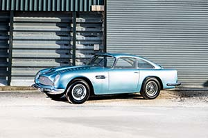 Click here to open the Aston Martin DB4 GT Lightweight  gallery