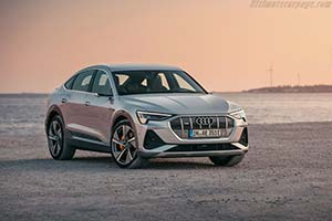 Click here to open the Audi e-tron Sportback gallery