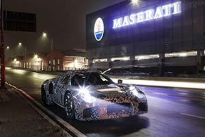 Click here to open the Maserati Mulo gallery