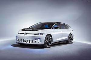 Click here to open the Volkswagen ID Space Vizzion Concept gallery