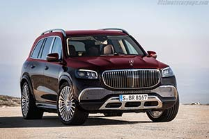 Click here to open the Mercedes-Maybach GLS 600 4MATIC gallery