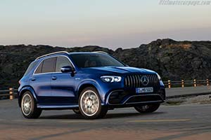 Click here to open the Mercedes-AMG GLE 63 S 4MATIC+ gallery