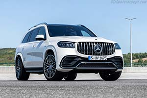 Click here to open the Mercedes-AMG GLS 63 4MATIC+ gallery