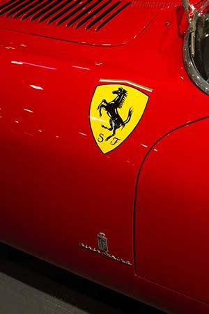 Click here to open the Ferrari 340/375 MM Pinin Farina Berlinetta  gallery
