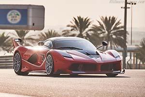 Click here to open the Ferrari FXX K  gallery