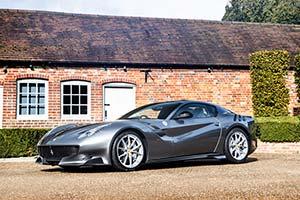 Click here to open the Ferrari F12tdf  gallery