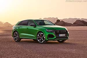 Click here to open the Audi RS Q8 gallery