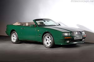 Click here to open the Aston Martin Virage 6.3 Volante gallery