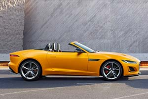 Click here to open the Jaguar F-Type R Convertible gallery