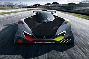 Click here to open the Peugeot Hypercar gallery