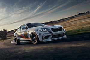 Click here to open the BMW M2 CS Racing gallery