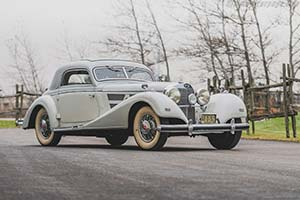 Click here to open the Mercedes-Benz 540 K Coupe gallery