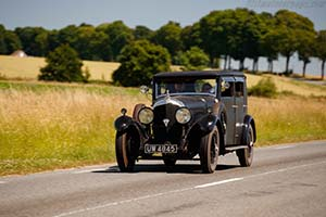 Click here to open the Bentley 4½ Litre Maythorn Saloon gallery