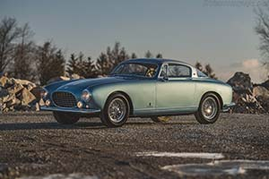 Click here to open the Ferrari 250 Europa GT Coupe  gallery